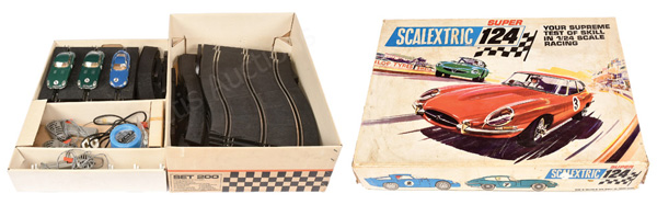 Scalextric (Super 124) Set No.200