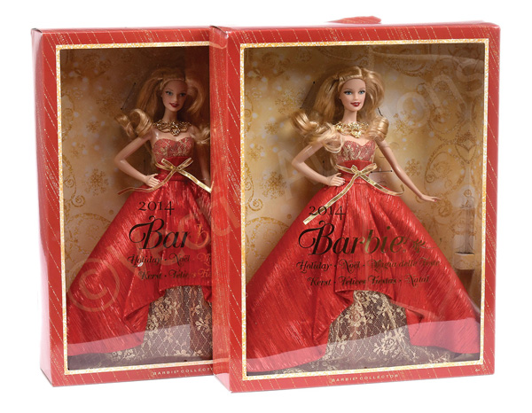 PAIR inc Mattel No.BDH13 Barbie