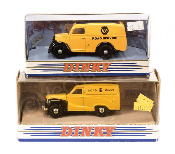 PAIR inc Matchbox Collectables - Code 3 AA Road
