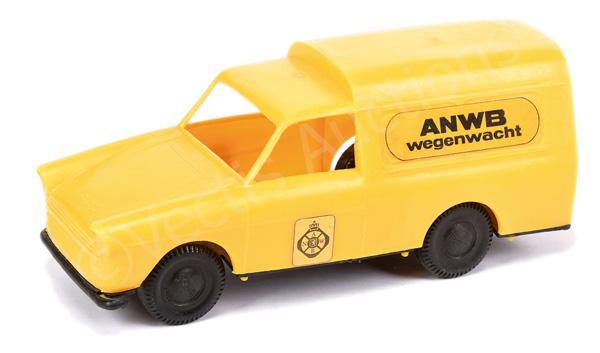 Sanghi large scale plastic DAF Delivery Van