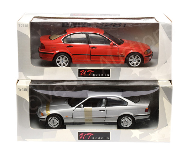 PAIR inc UT Models (18/18th scale) BMW 328i
