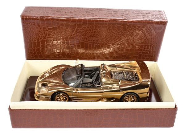 Gilbow (Promotional Issue) Ferrari F50 (1/18th