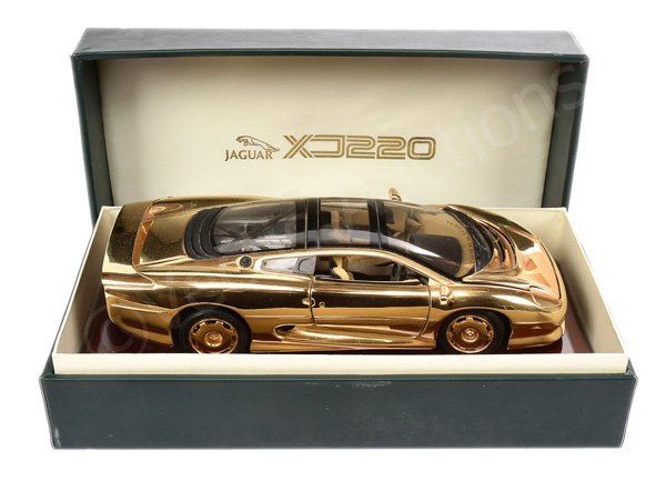 Gilbow (Promotional Issue) Jaguar XJ220 (gold