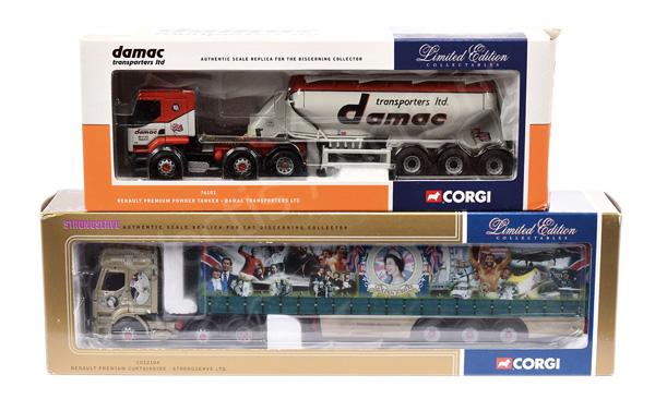 PAIR inc Corgi Modern Trucks No.CC12104
