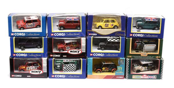 GRP inc Corgi Minis No.04414