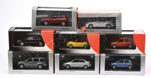 GRP inc J-Collection (1/43rd scale) Nissan 350Z