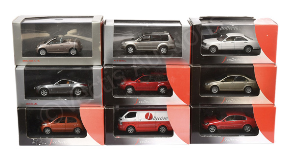 GRP inc J-Collection (1/43rd scale) Nissan
