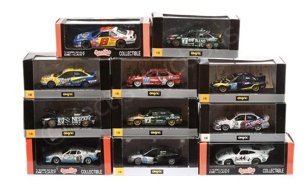 GRP inc Onyx/Quartzo Racing Cars Vauxhall