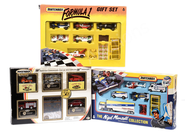 GRP inc Matchbox Gift Sets