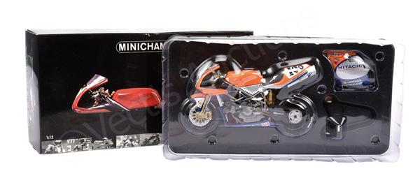 Minichamps (1/12th scale) Ducati 996RS Superbike