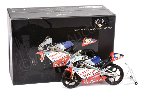 Minichamps (1/12th scale) Aprilia 125