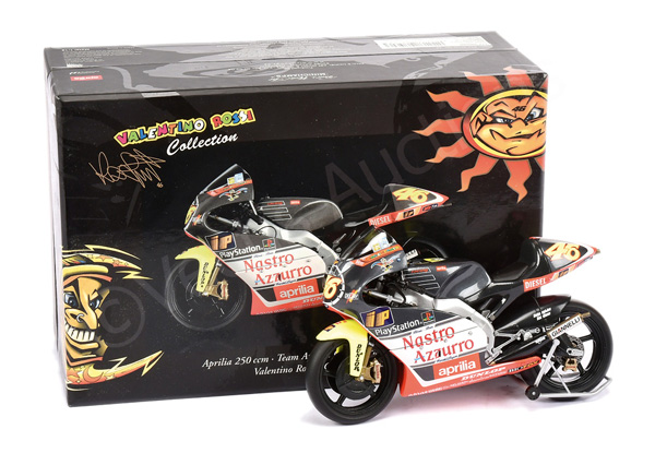 Minichamps (1/12th scale) Aprilia 250