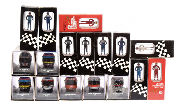 GRP inc Minichamps small figures