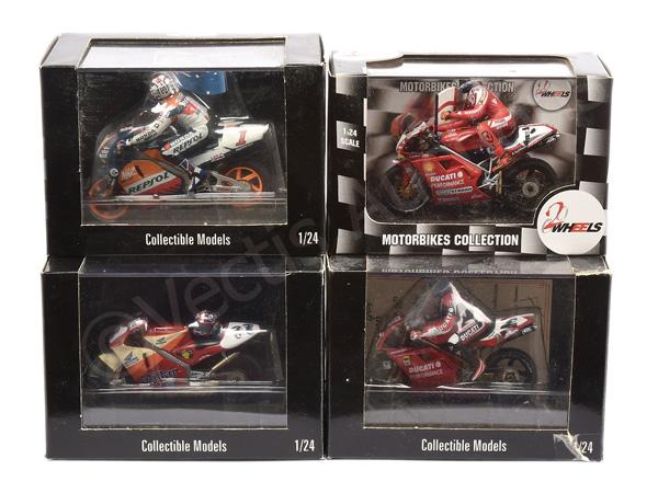 GRP inc Vitesse Motorcycles Ducati
