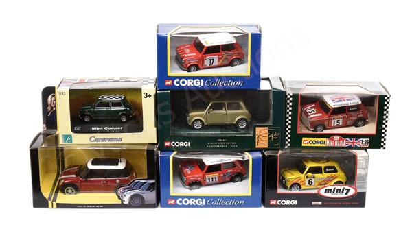 GRP inc Corgi Minis No.04488