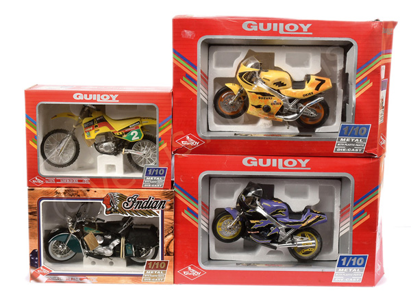 GRP inc Guiloy (1/10th scale) Motorcycles Indian