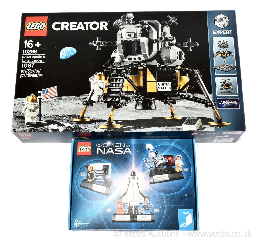 PAIR inc Lego Creator set number 10266 NASA
