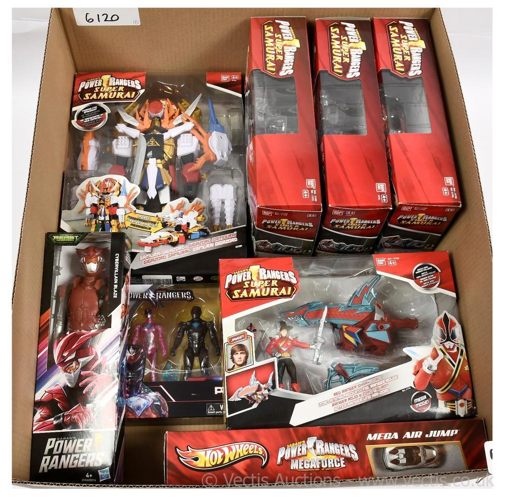 GRP inc Ban Dai Saban's Power Rangers Blast