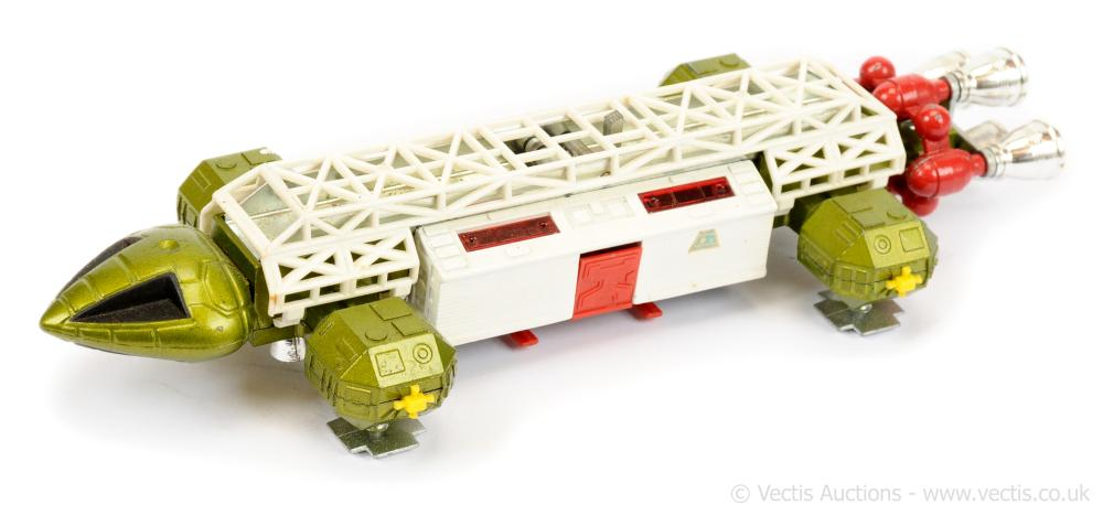 Dinky Space 1999 Eagle Transporter, finished