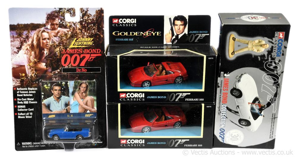 GRP inc Corgi Classics 65101 James Bond 007