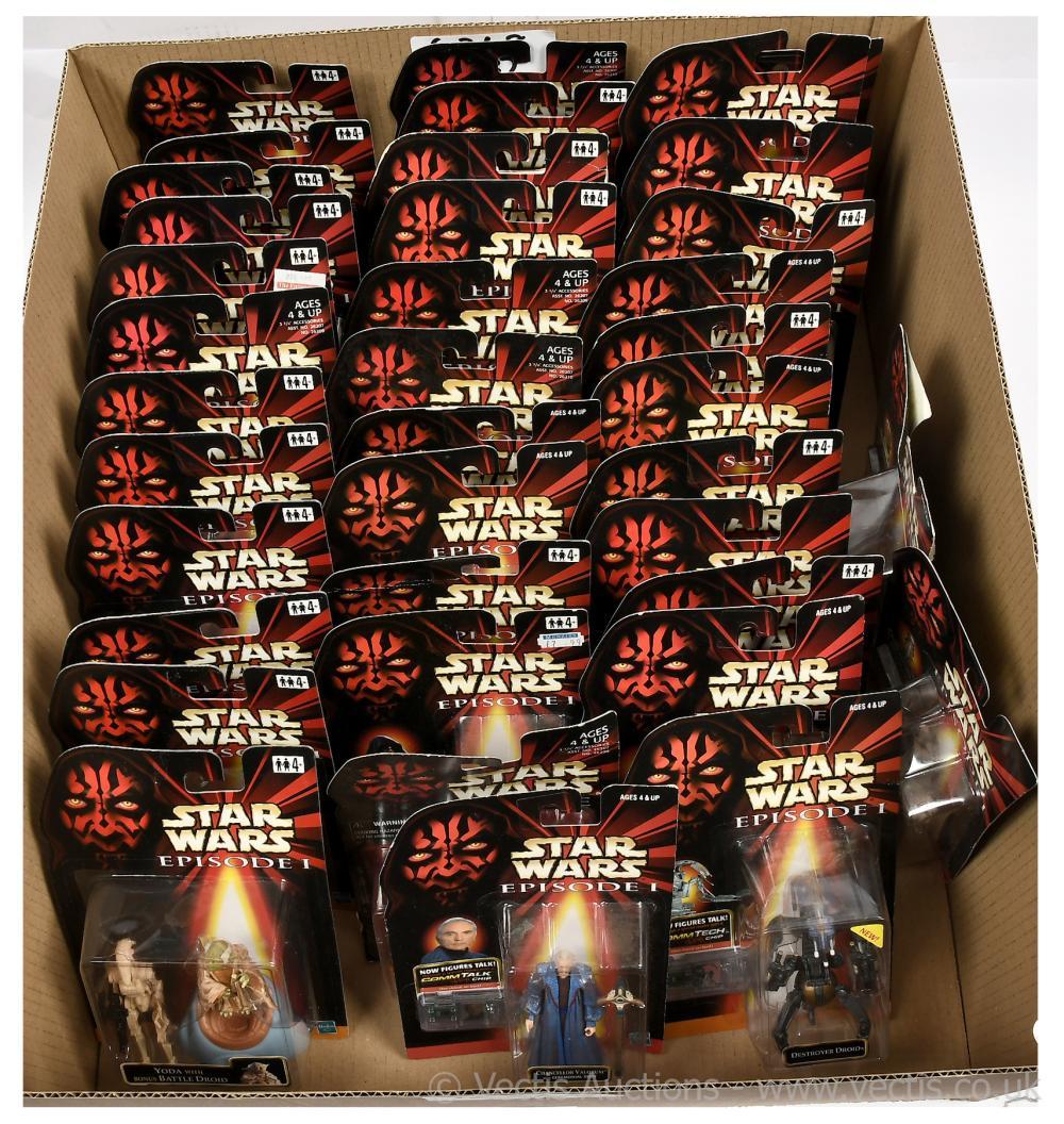 "GRP inc Hasbro Star Wars Episode 1 3 3/4"""