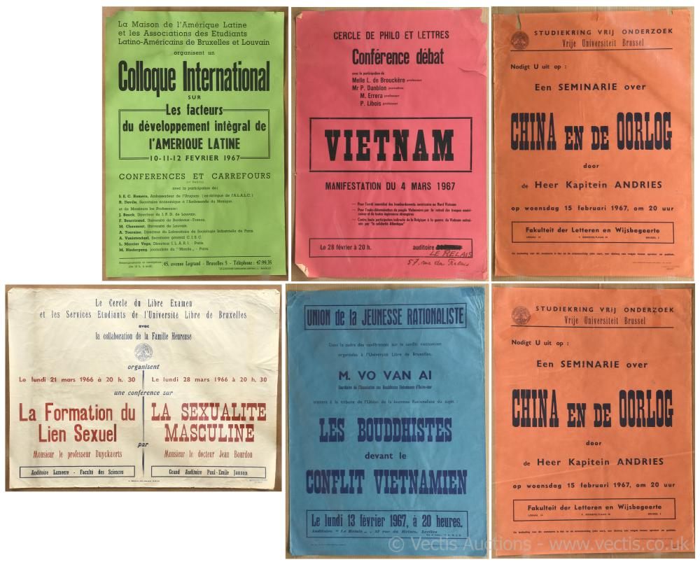 GRP inc Belgian theatre conference posters