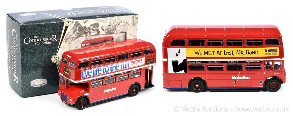 Corgi Classics Metroline Double Decker Bus