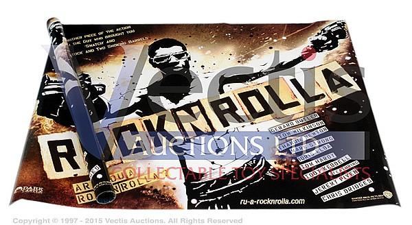 grp inc rocknrolla 2008 film posters