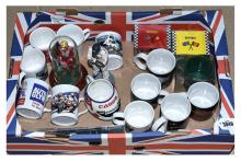 GRP inc Rally and Motor Sport related Mugs