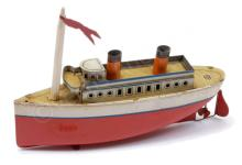 Bing (Germany) Twin Funnel Liner. Tinplate