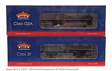 PAIR inc Bachmann OO Gauge 2 x Steam Outline