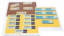 GRP inc Meccano original price-tags 7 in blue