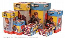 Meccano Cliki Box Sets produced in the 1960's