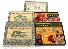 GRP inc Meccano (France) early Set 0A