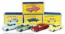 GRP inc Matchbox Regular Wheels No.7B Ford
