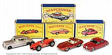 GRP inc Matchbox Regular Wheels No.32B Jaguar