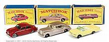 GRP inc Matchbox Regular Wheels No.39B Pontiac