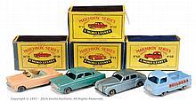 GRP inc Matchbox Regular Wheels No.33A Ford