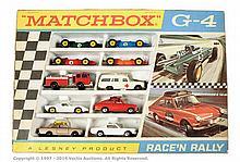 Matchbox Regular Wheels No.G4 Race n Rally gift