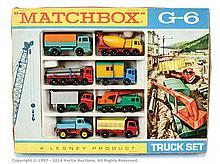 Matchbox Regular Wheel No.G6 Commercial Truck