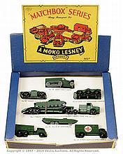 Matchbox Regular Wheels No.PS5 Military gift set