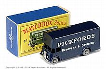 Matchbox Regular Wheels No.46B Guy