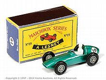 Matchbox Regular Wheels No.19C Aston Martin
