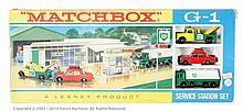 Matchbox Regular Wheels No.G1 Service Station