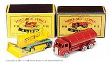 PAIR inc Matchbox Regular Wheels No.11B ERF