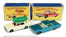 PAIR inc Matchbox Regular Wheels No.31C Lincoln