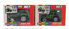PAIR inc Britains No.9496, 9526 Deutz Farm