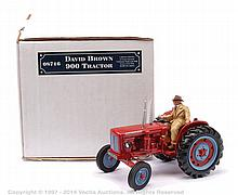 Britains No.08716 David Brown 900 Tractor - red
