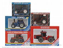 GRP inc Ertl Boxed Farm Tractor - No.641 Case