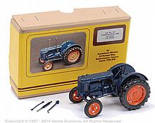 Scaledown No.T17 Fordson E27N 1946 (on tyres)